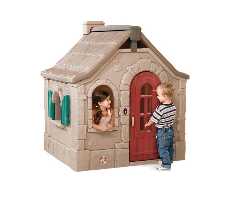 Gut gemocht Kinder-Spielhaus Step 2 «Försterhaus» Kinderhaus Kunststoff | vom BM49