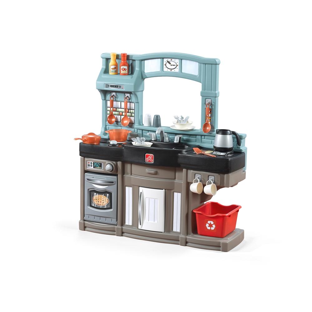 Kinderküche Step 2 «Best Chef`s Küche» Kunststoff Küche Spielküche | vom  Spielhäuser-Fachhändler